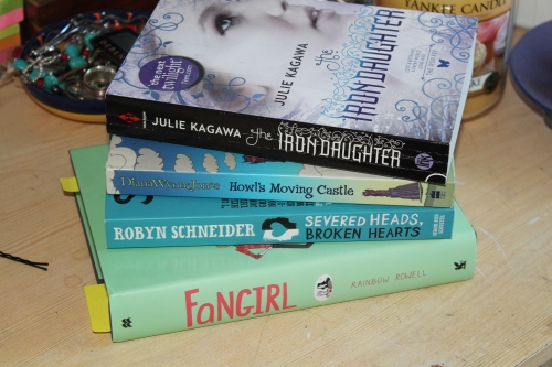 March Books