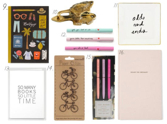 Stationary Wishlist 2
