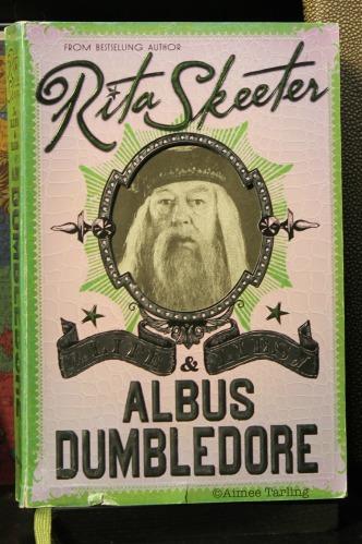 Dumbledore Book