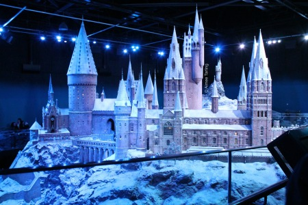 Hogwarts Castle 1