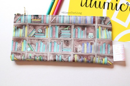 Bookcase Pouch